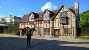 Shakespearův dům